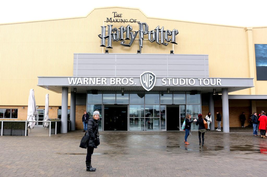 Dobby en pélerinage au Harry Potter Studio, London