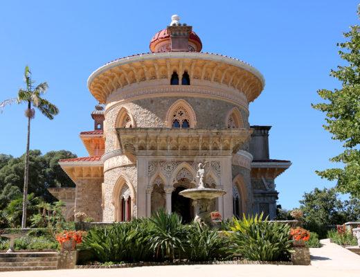 Salle des cygnes au Palais de Monserrate Sintra