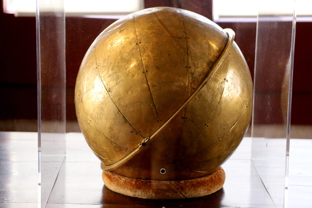 Globe au Palais National de Sintra