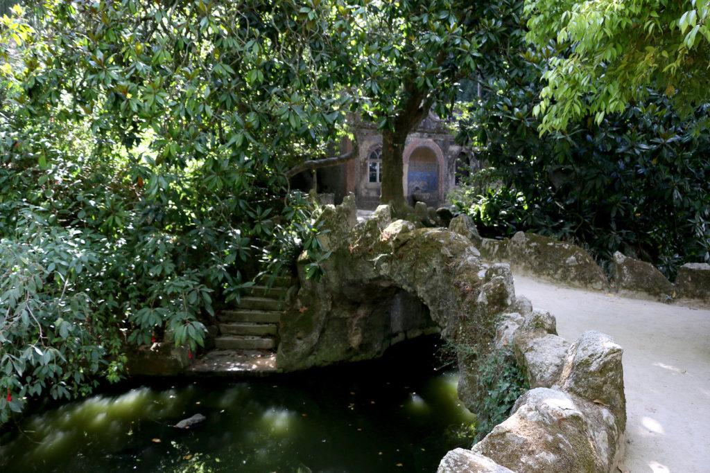 Parc de Quinta da Regaleira à Sintra