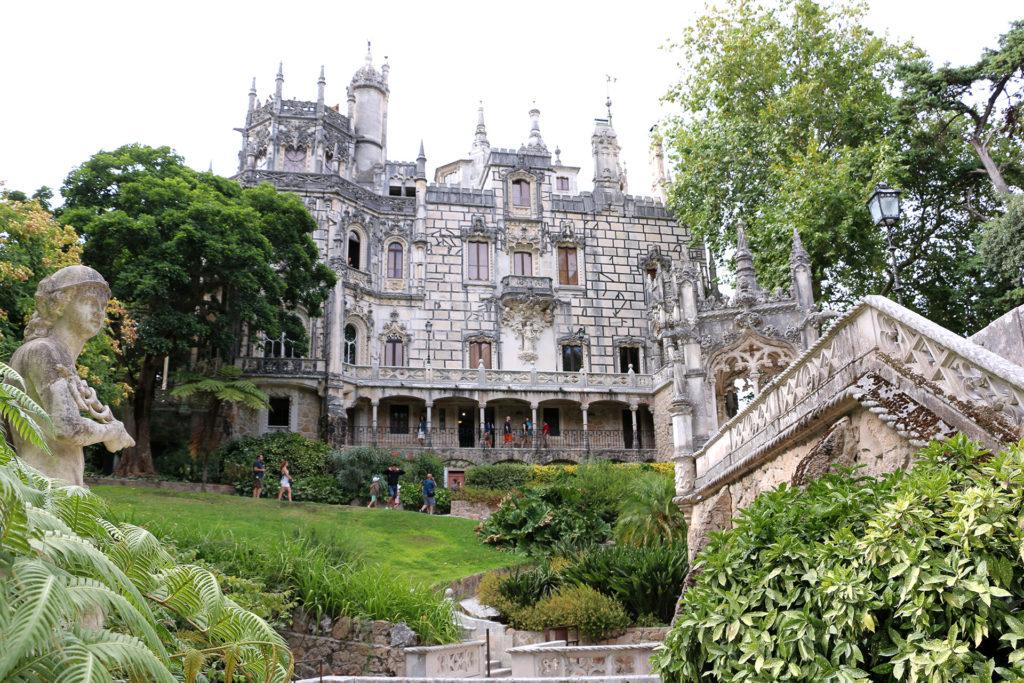 Le palais de Quinta da Regaleira, Sintra