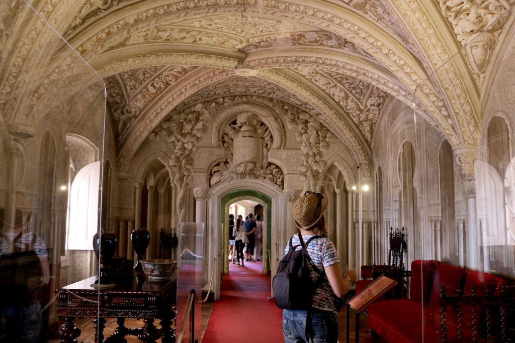 Intérieur du Palacio da Pena Sintra