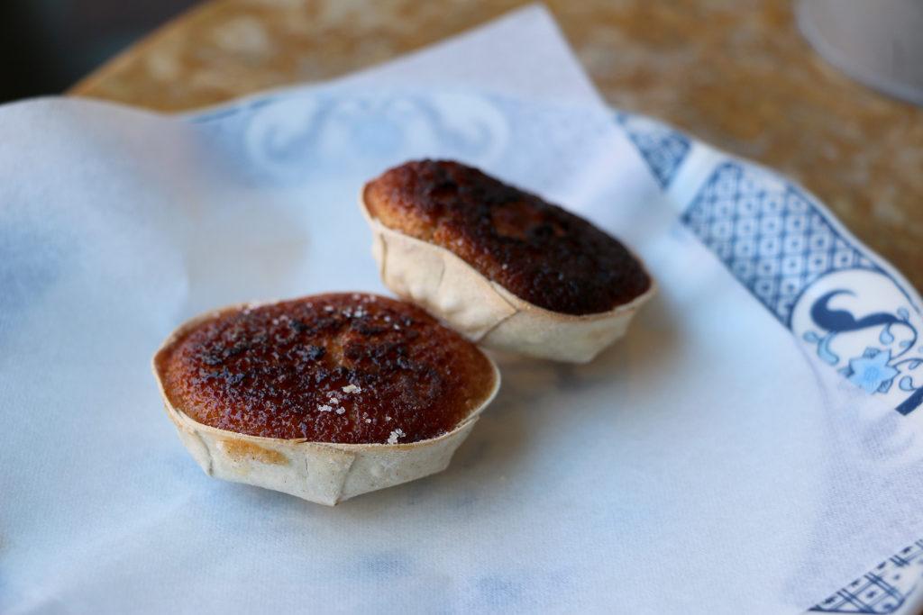 Queijadas, petites tartes de Sintra