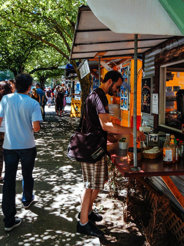 The Whole Bowl, street food, Portland