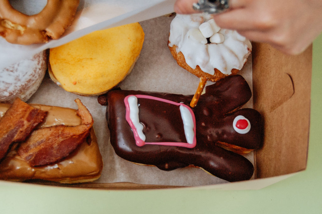 Aaaah! Voodoo Doughnut