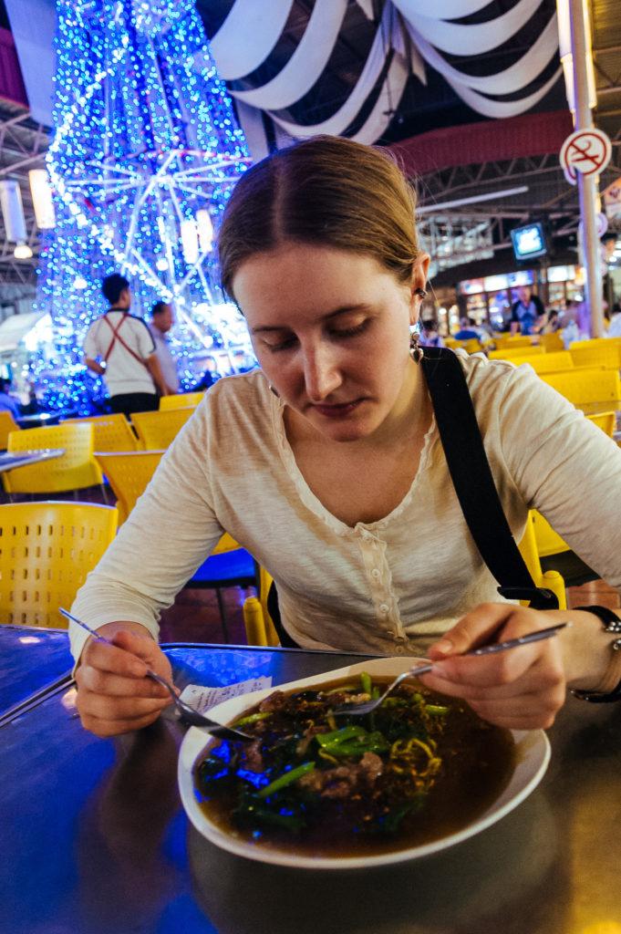 Gelée de soupe grasse, Chiang Mai
