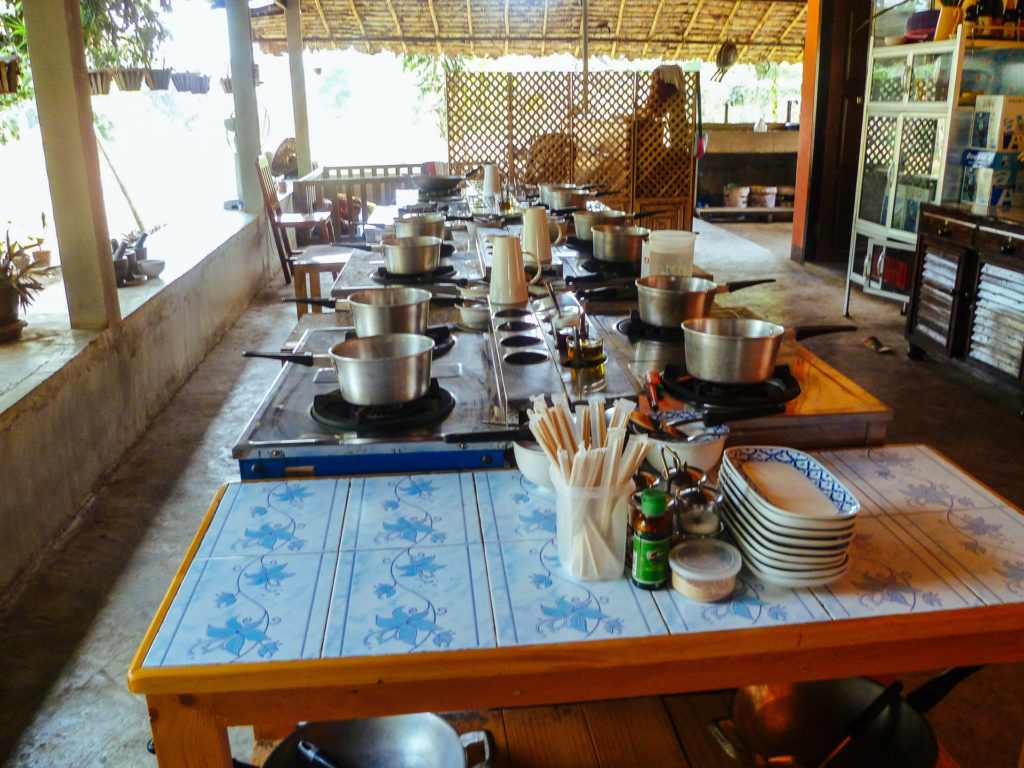 Suivre un cours de cuisine tha chiang mai yummy planet for Alba pezone cours de cuisine