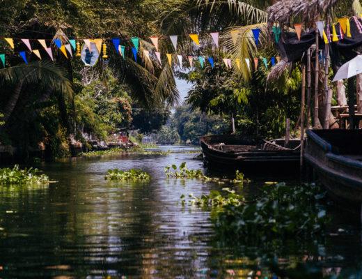 Klongs of Bangkok