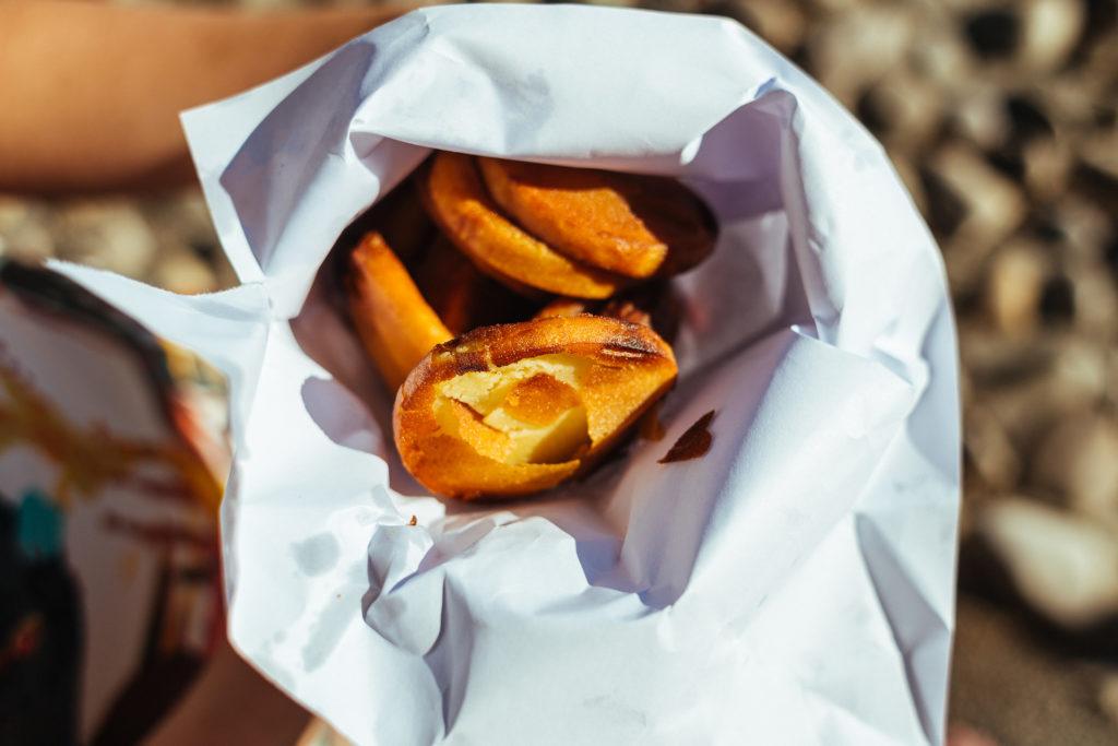 Panisses, spécialité de Marseille