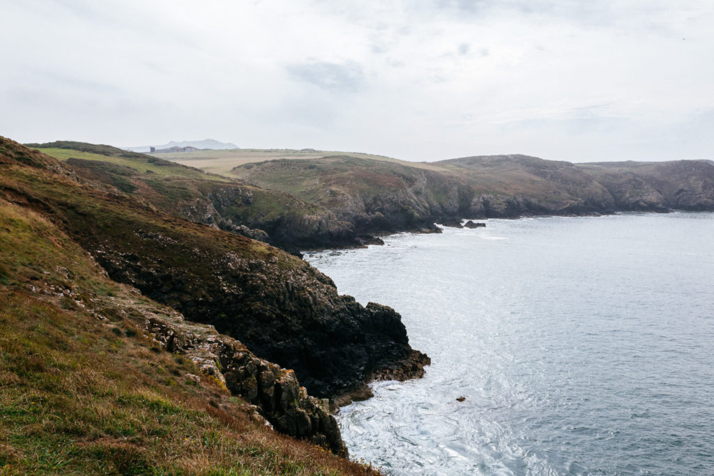 Strumble Head coastline