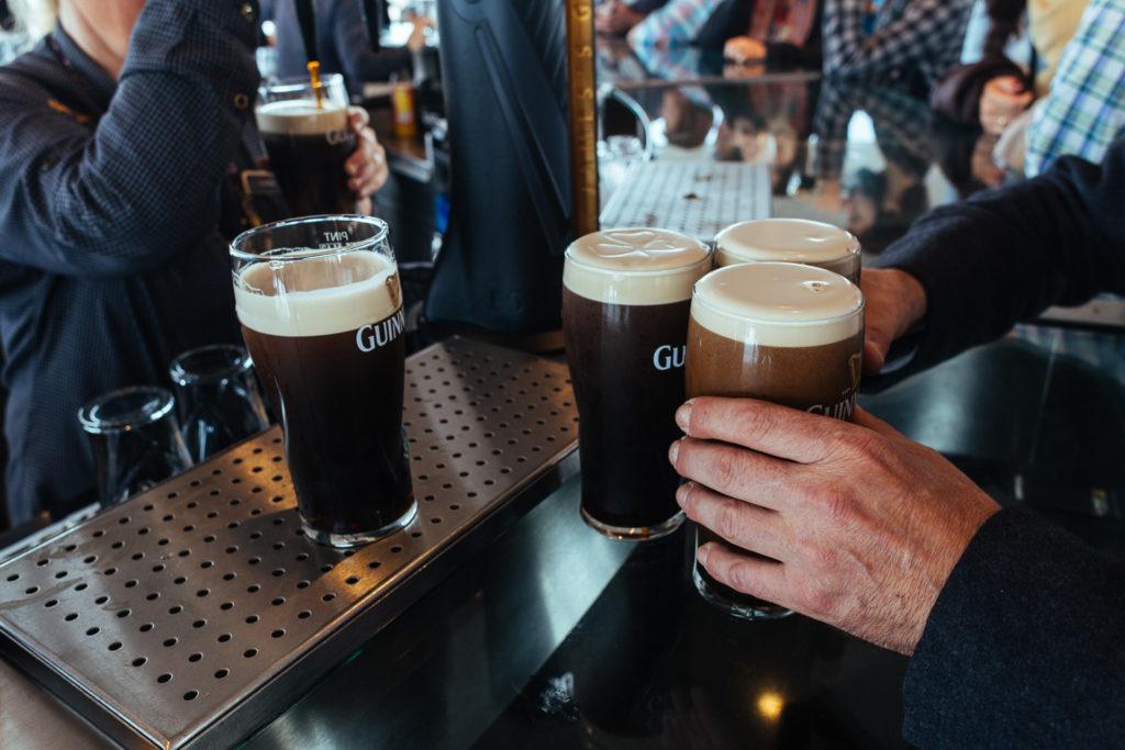Guinness for everyone, Guinness Store House, Dublin