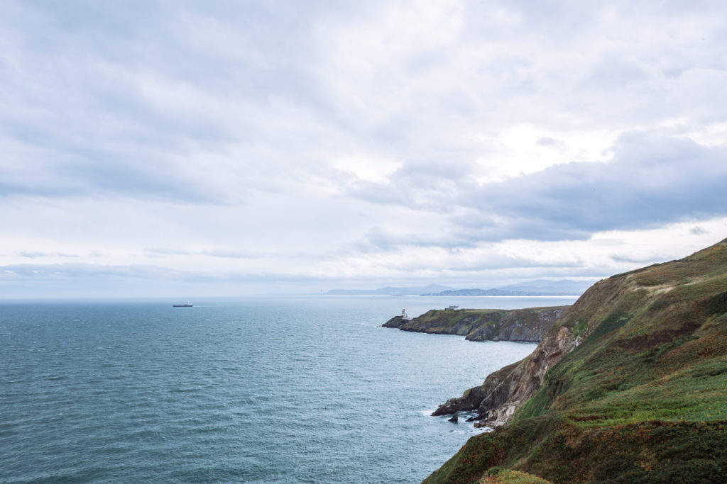 Howth coastal path