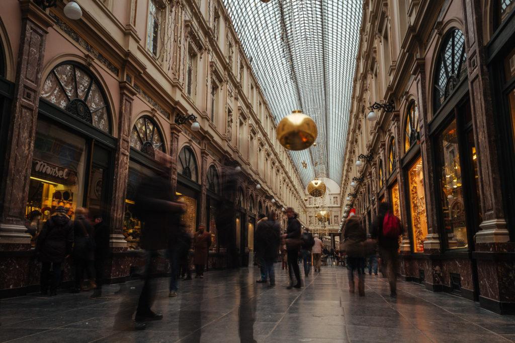 Galerie de la Reine, Bruxelles