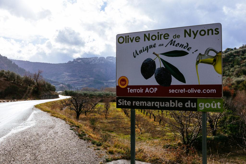 Olive Noire de Nyons