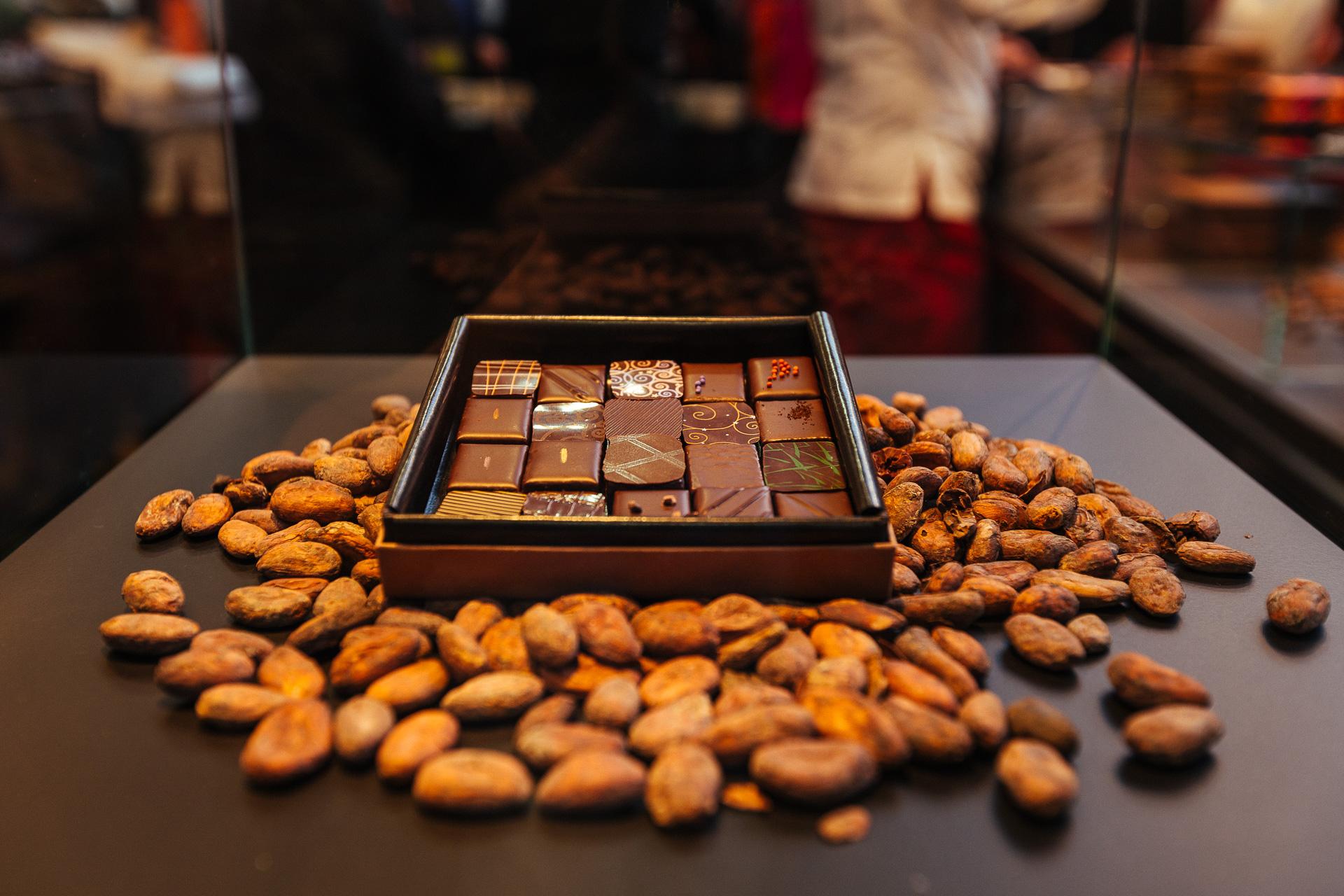 Visite au salon du chocolat bruxelles yummy planet for Salon du tourisme belgique