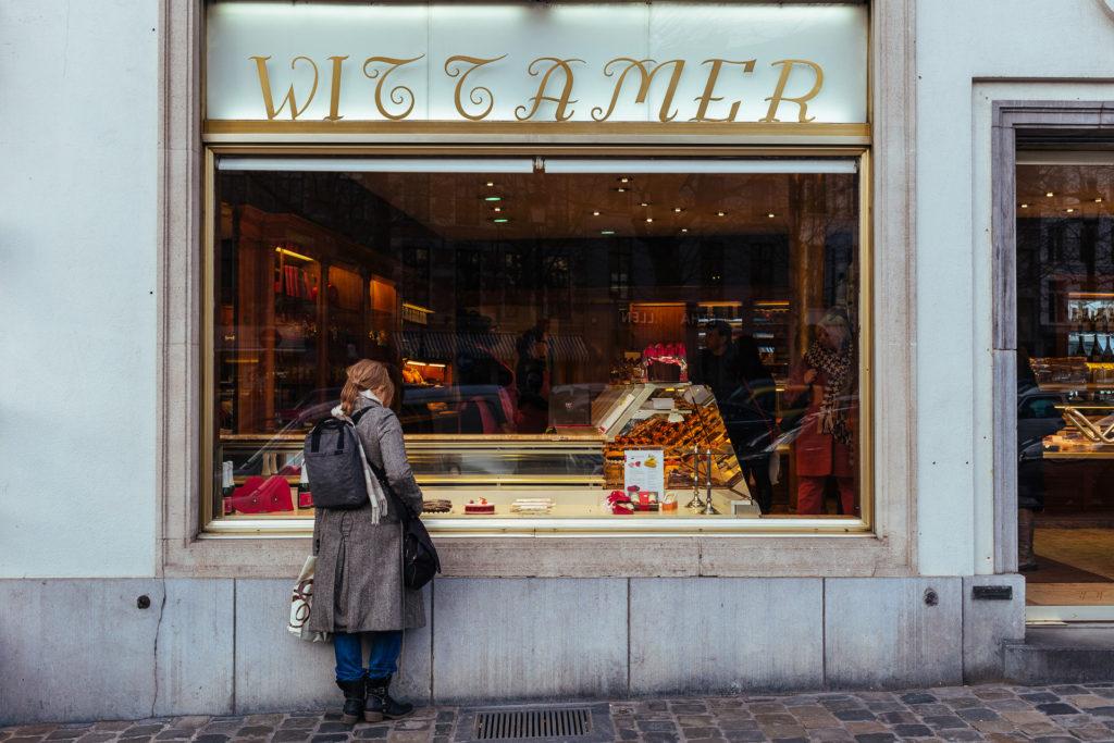 Chocolatier Wittamer, Bruxelles