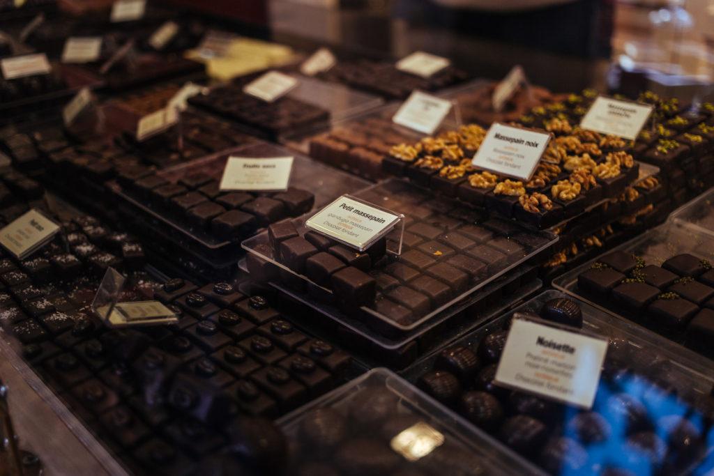 Passion Chocolat, Bruxelles
