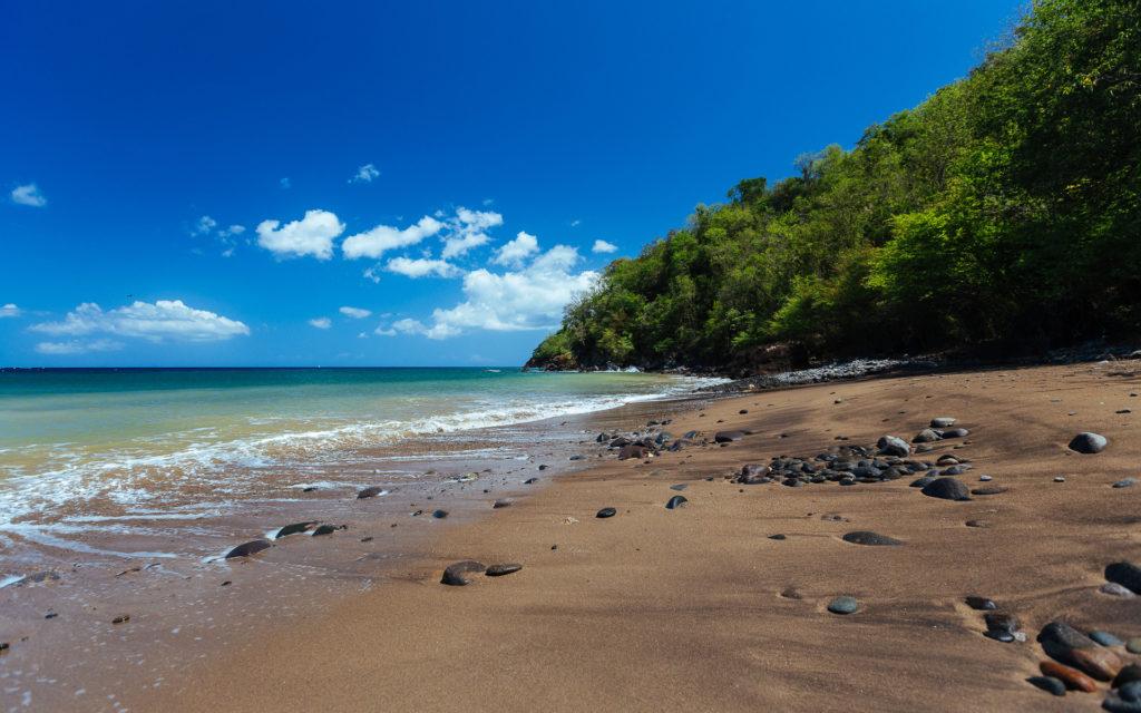 Plage de la Pointe Noire, Guadeloupe