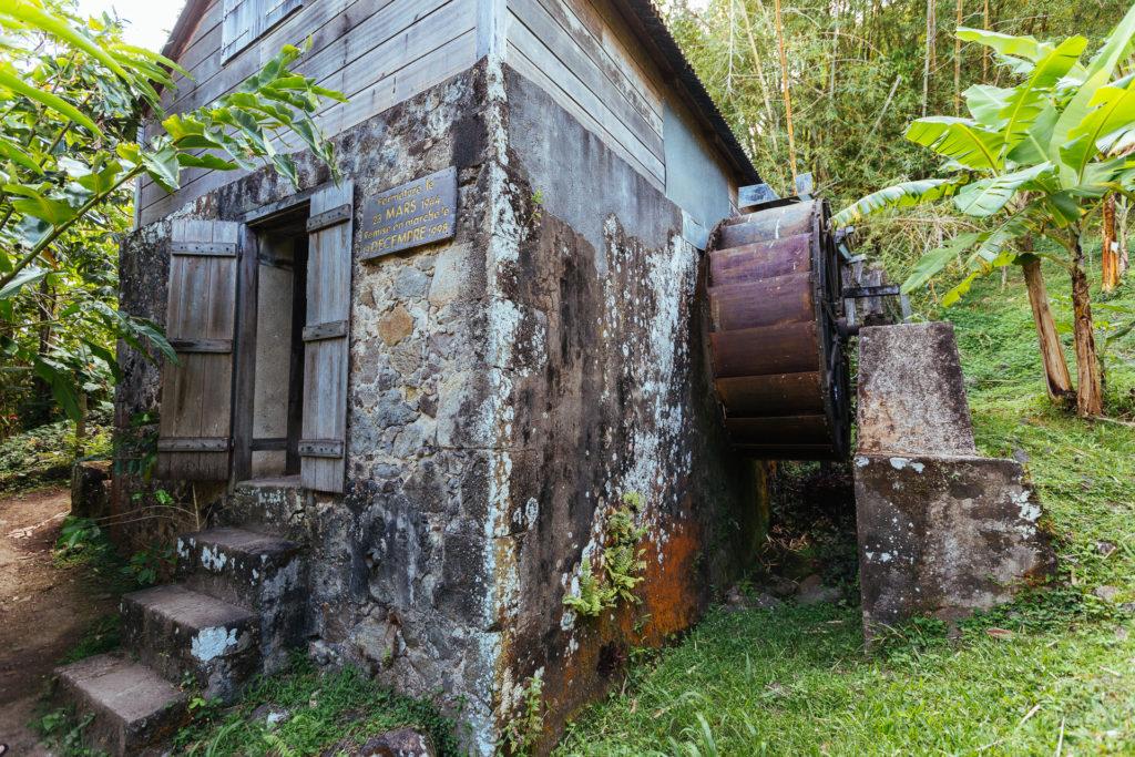 Boniferie, Domaine Vanibel, Guadeloupe