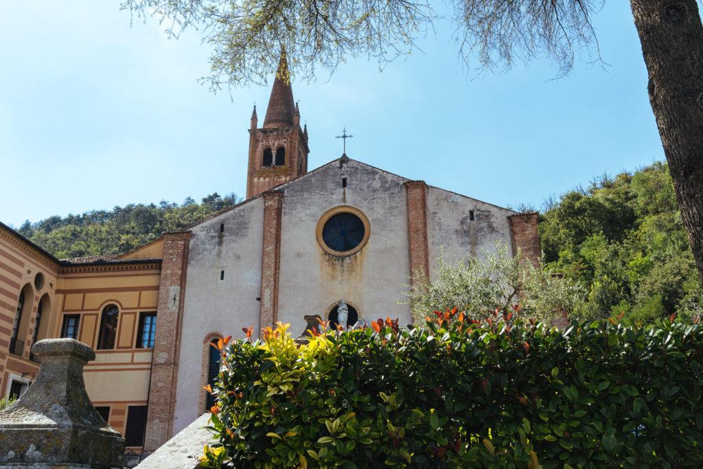 Église d'Abano Terme, Italie