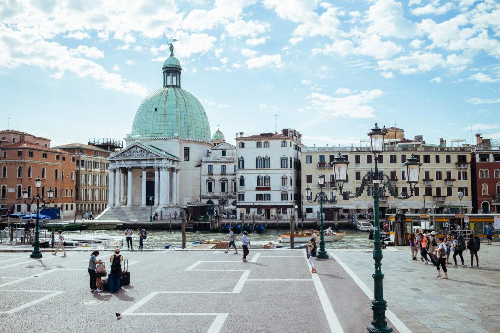 San Simeone Piccolo, Venise