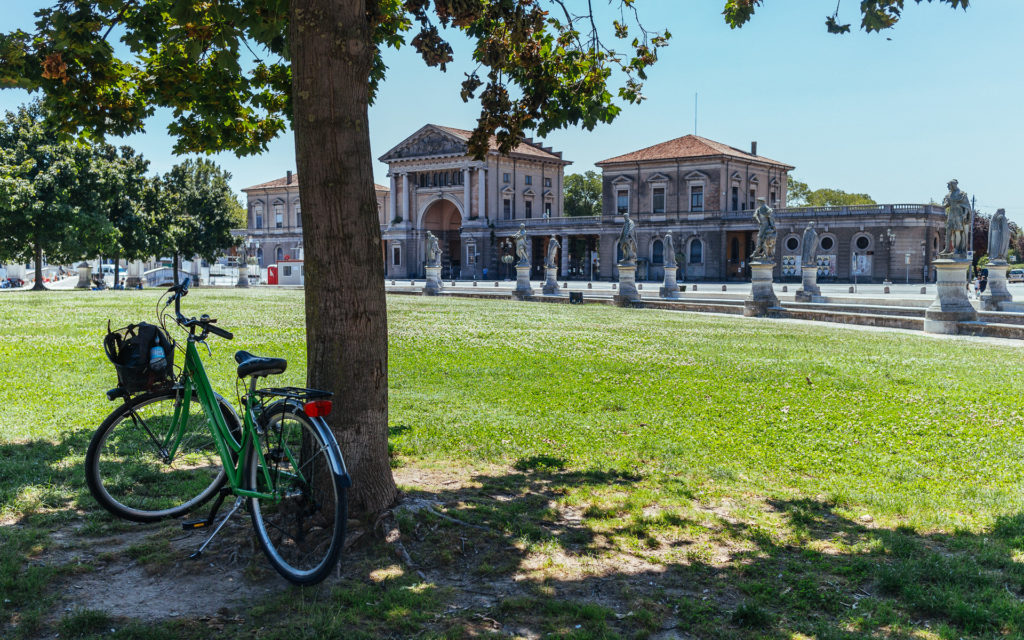 Se déplacer à vélo dans Venise