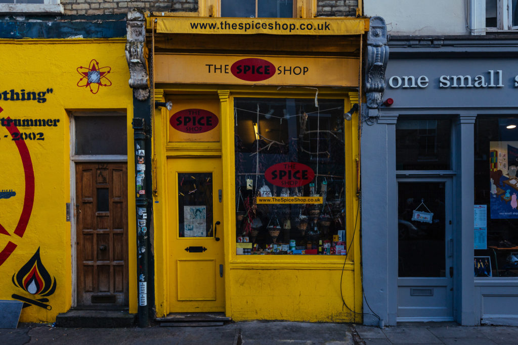 The Spice Shop, Notting Hill