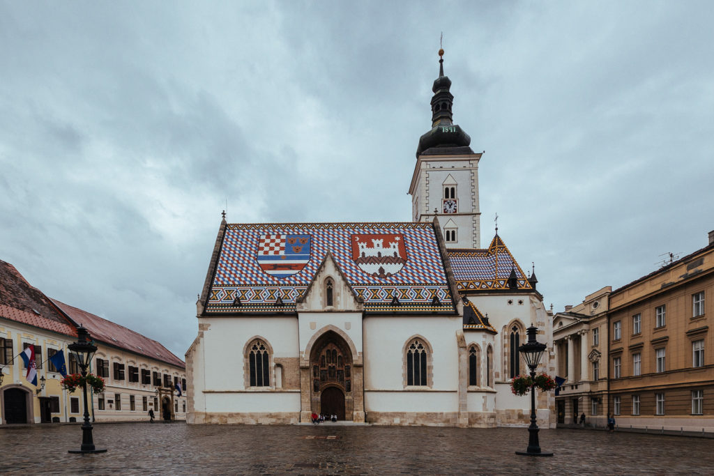 St. Mark's Church, Zagreb