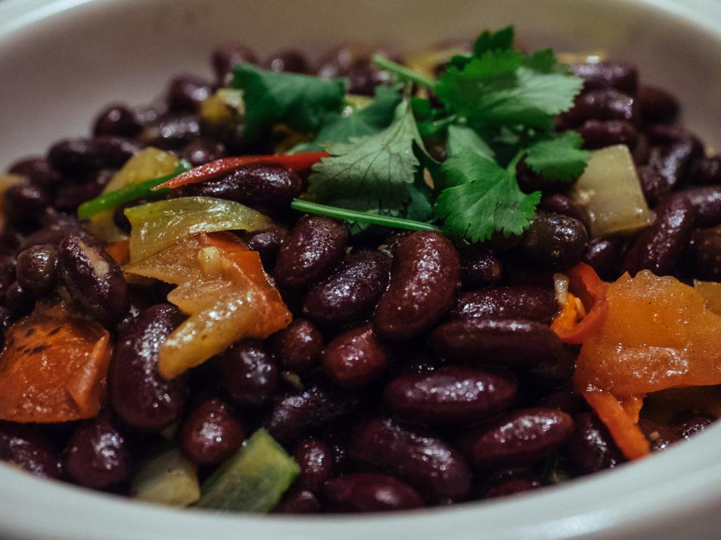 Tibetan red bean Masala, Tibet Restaurant, Amsterdam