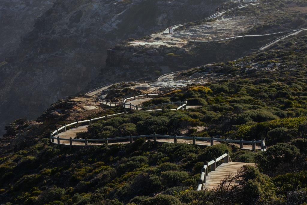 Promenade vers le Cap de Bonne Espérance