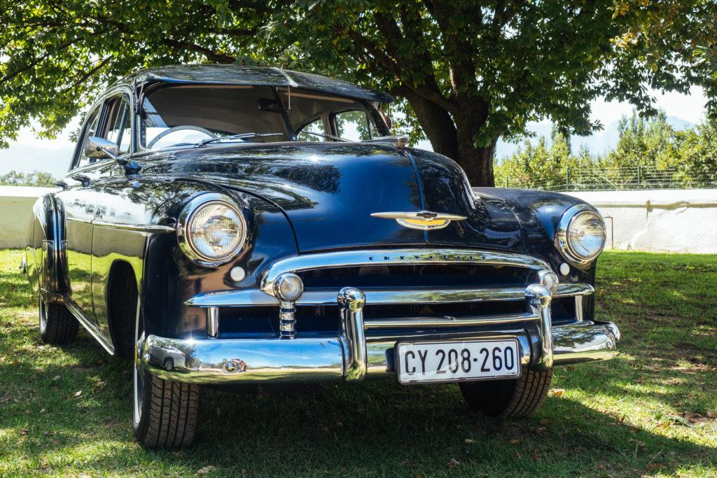 Chevrolet 1950, Cape Town