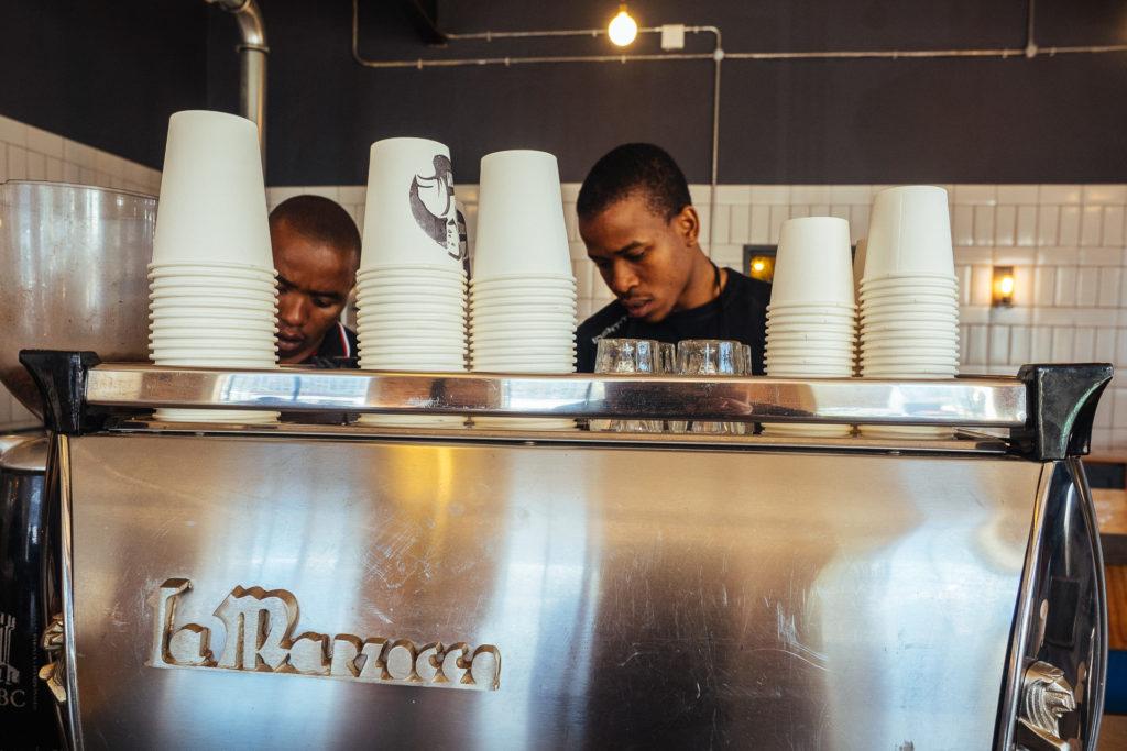 La Marzocco, Origin Coffee, Johannesburg