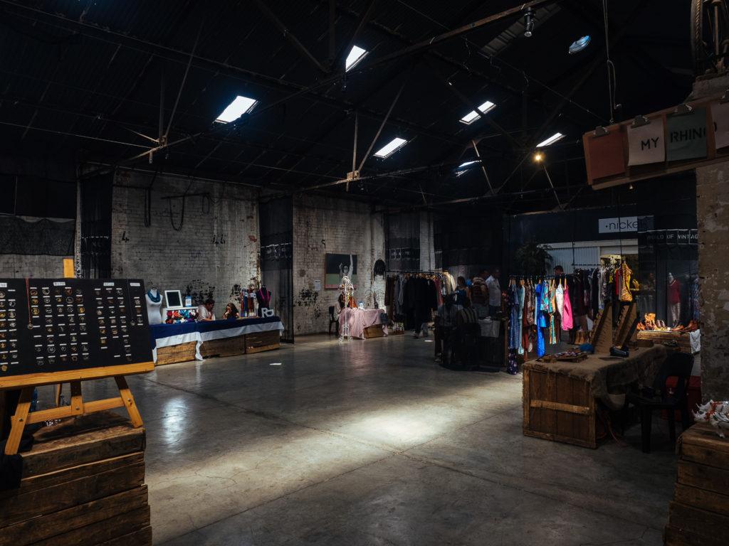 Artisans & vintage, Market on Main, Johannesburg