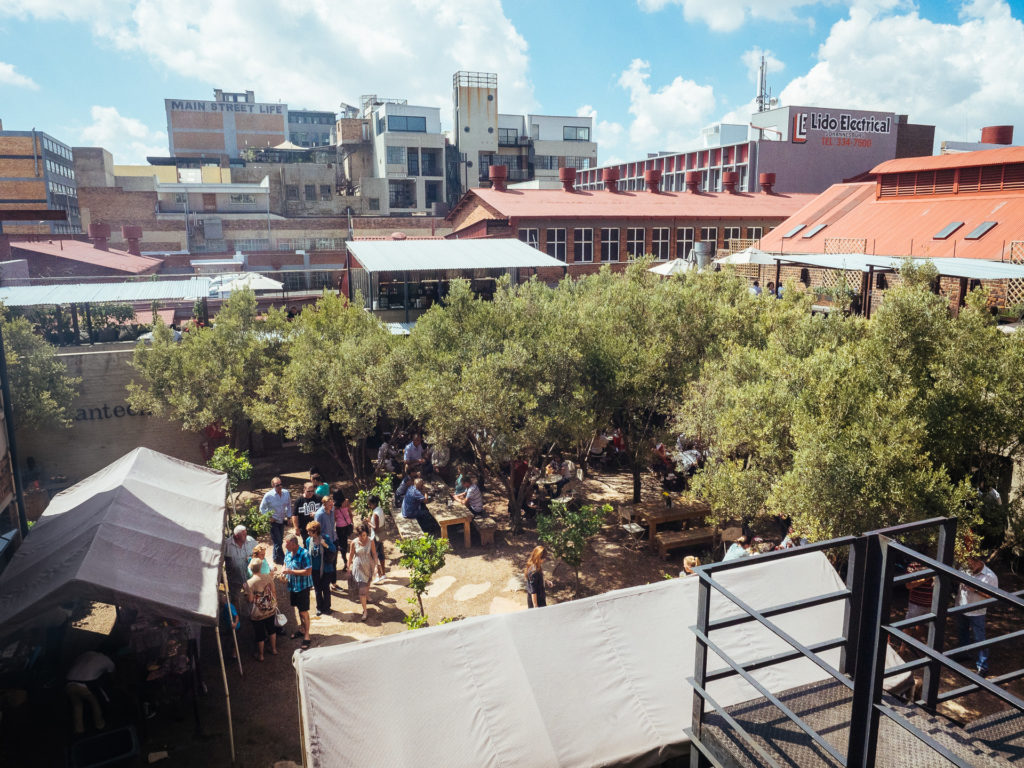 Market on Main, Johannesburg