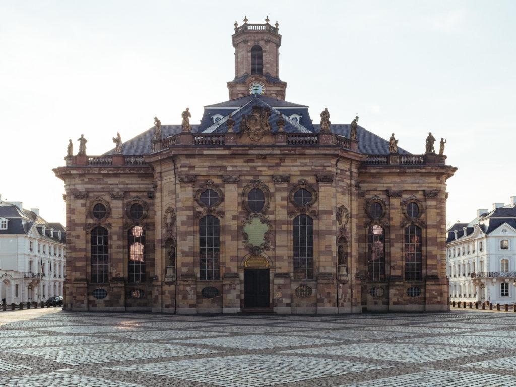 Ludwigskirche, Saarbrücken