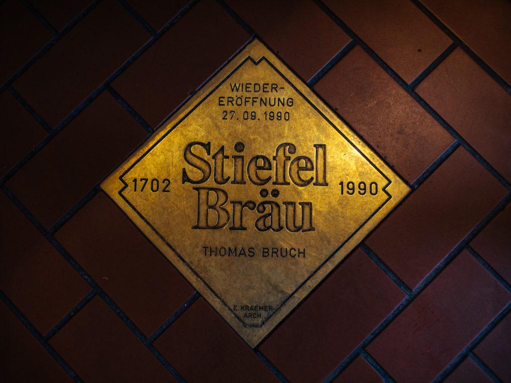 Stiefel Bräu, Saarbrücken