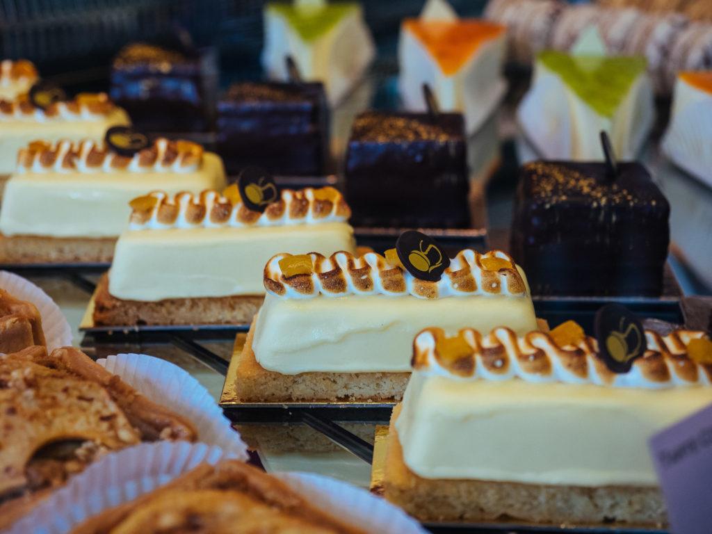 Pâtisseries par Quanah Schott, Saarbrücken