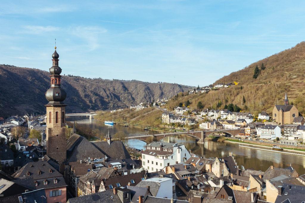 Cochem en Moselle