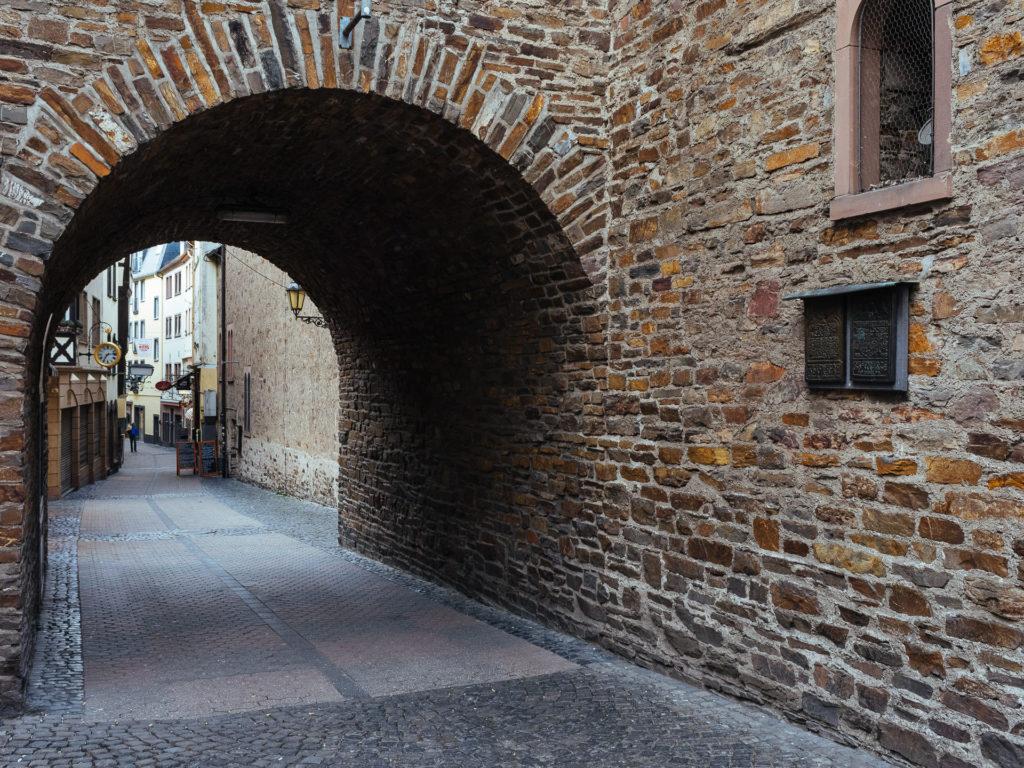 Rues de Cochem