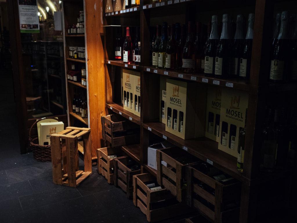 Choix de vins, Cochem