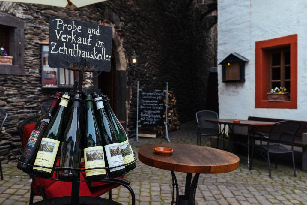 Présentoir de vins, Beilstein