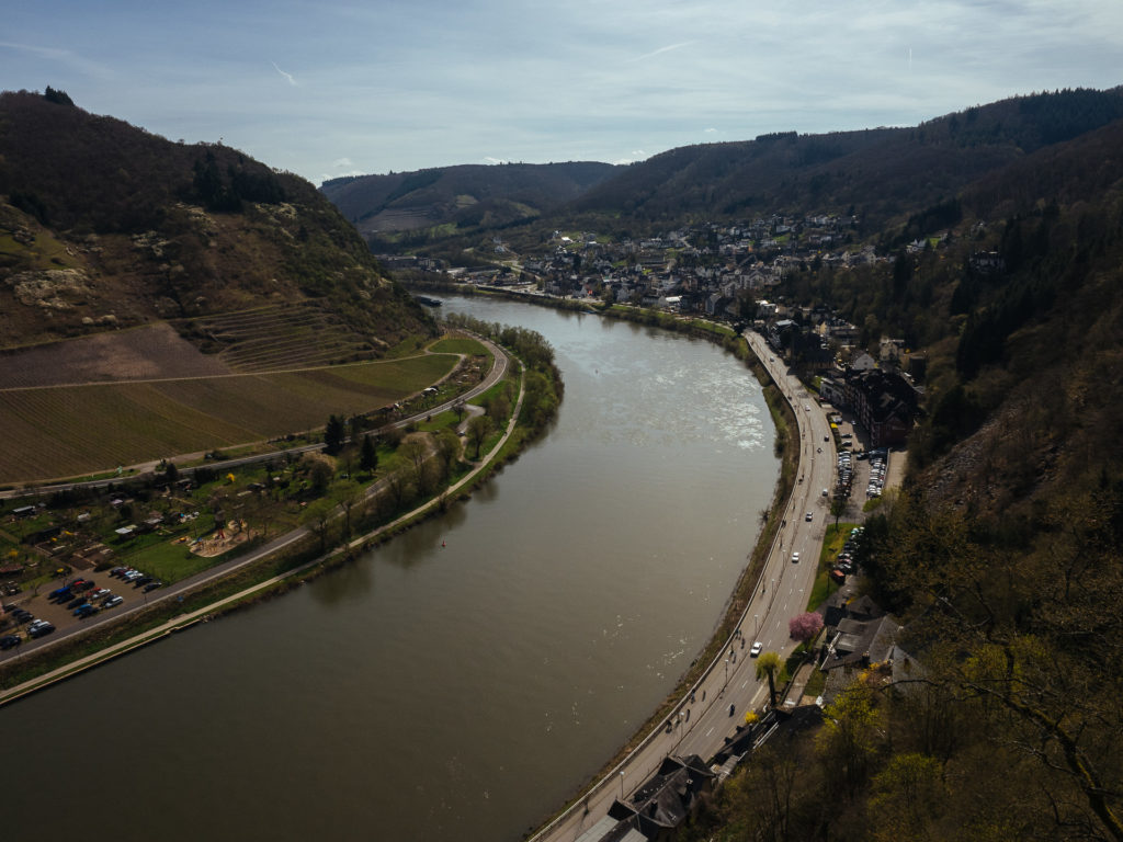 Mosel through Cochem