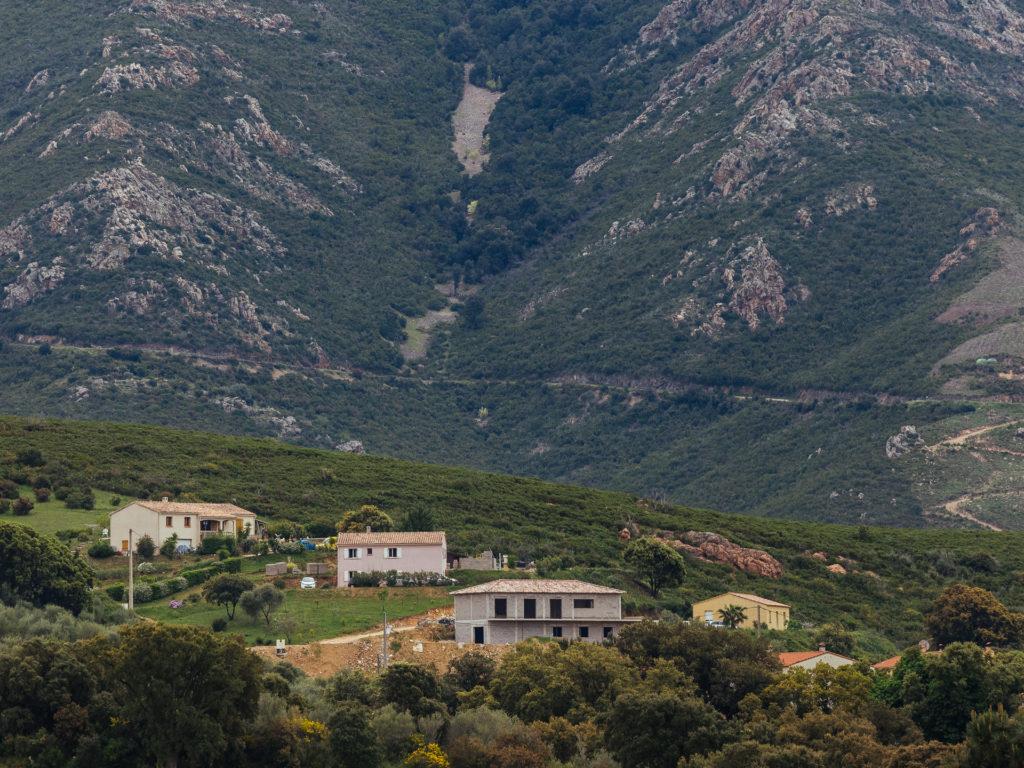 Plaine de Peri, Ajaccio