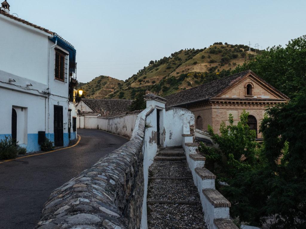 Camino del Sacromonte, Granada