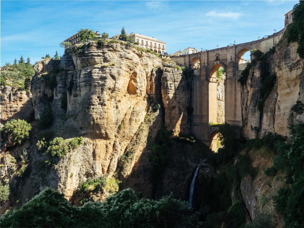 Pont neuf, Ronda