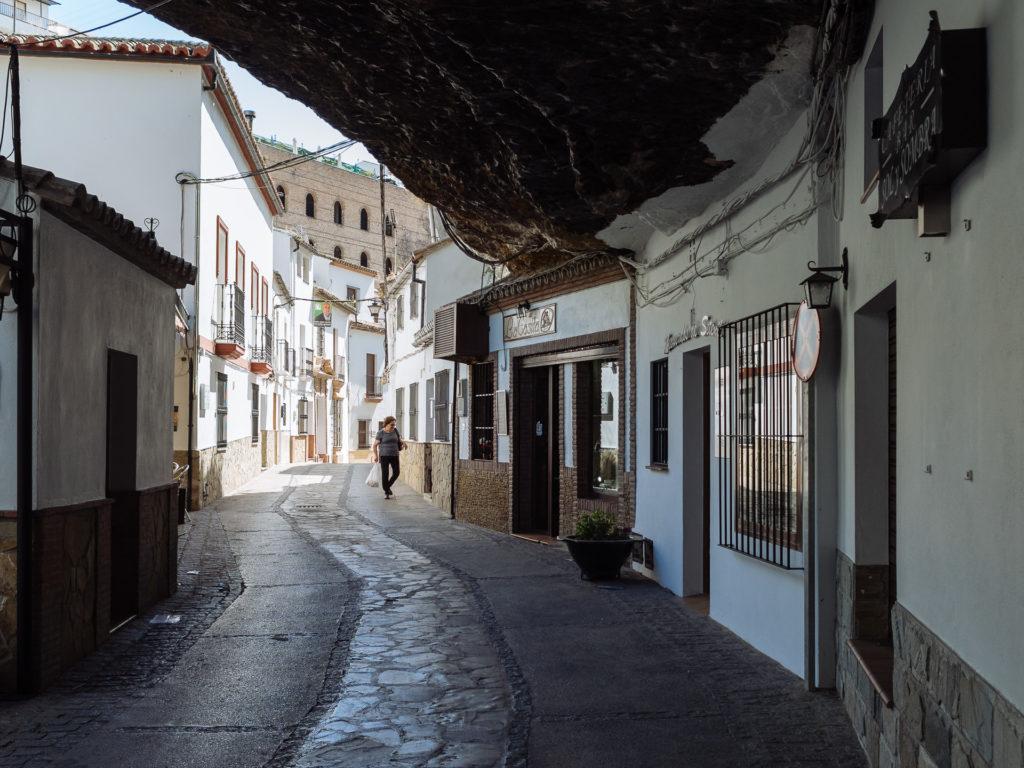 Calle Cuevas del Sombra, Setenil de las Bodegas