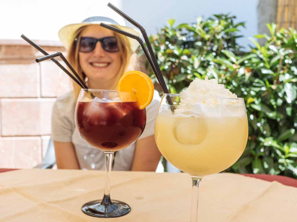 Cocktails, Setenil de las Bodegas