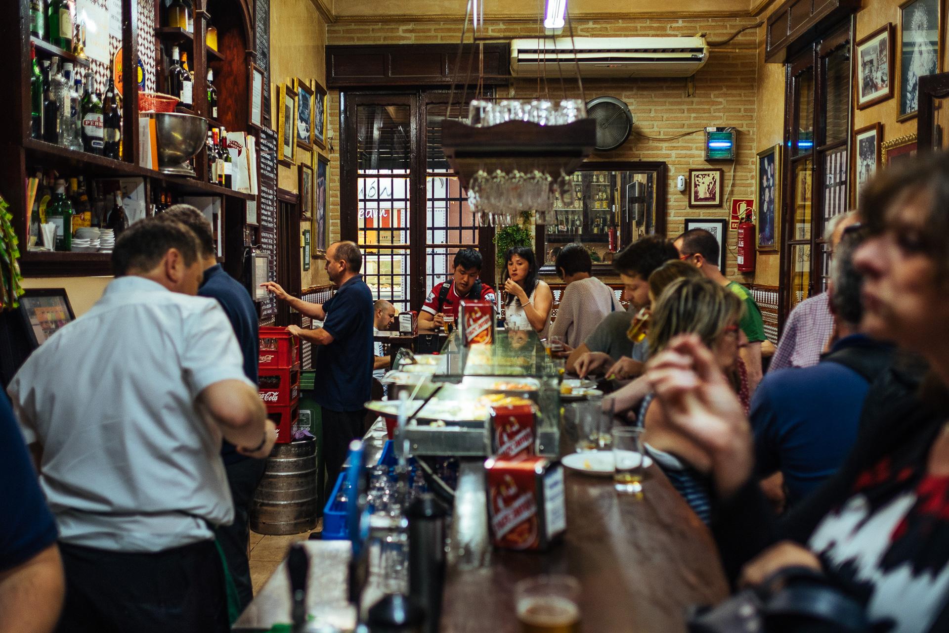 Top  Restaurants In Seville