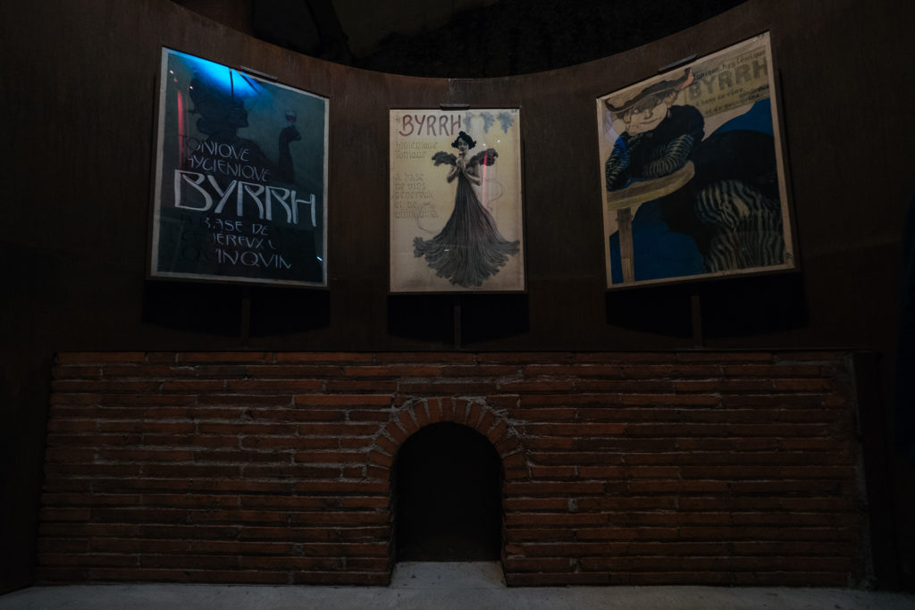 Affiches de Byrrh