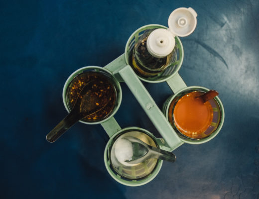 A delicate balance of the tastes, Bangkok